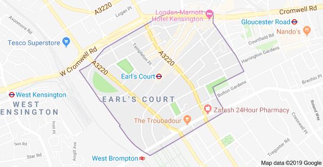 earls court